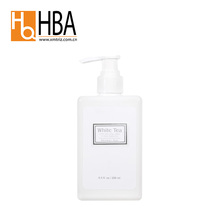 Groothandel Private Label Draagbare Witte Thee Skin Whitening Hotel Douchegel Body Wash