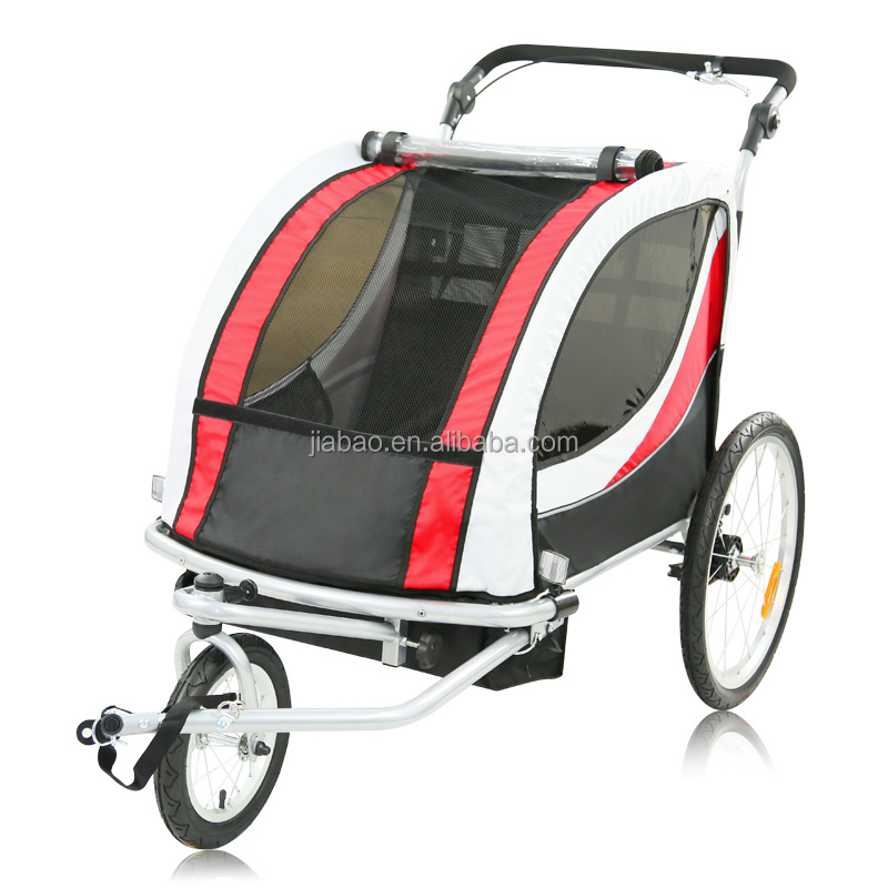Bicycle Baby Trailer Jogger Bike Trailer folding bike trailer