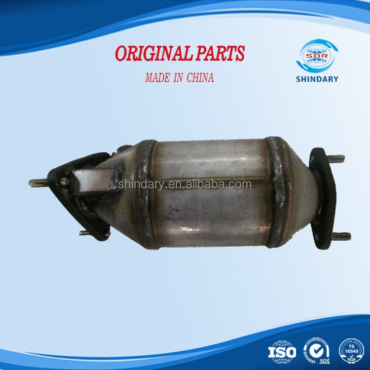 Genuine Auto Parts CHERY S21-1205210 CONVERTIDOR CATALITICO