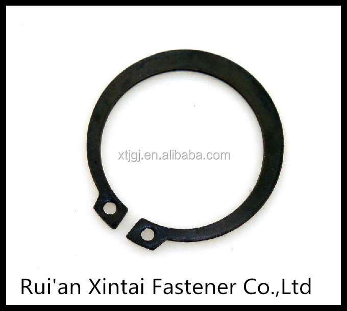 DIN471 carbon steel External retaining ring