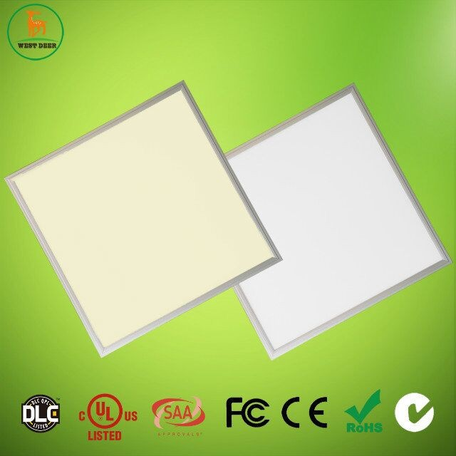 westdeer ul/cul listed 2ftx2ft dimmable led panel light for 30w 40w 50w 60w