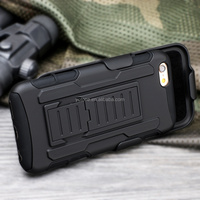 For Iphone 5C 6S Heavy Duty 3 in 1 Armor Case / Wholesale Quality Slim Armor Phone Case Hard SOFT Armor CASE For Man
