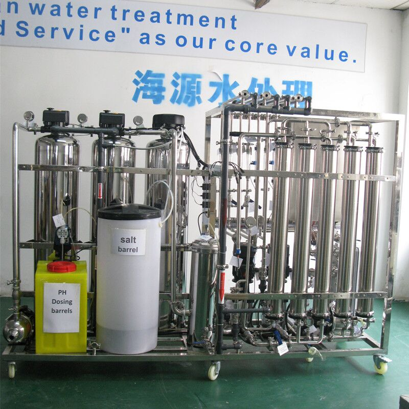 High quality Industrial RO water treatment plant