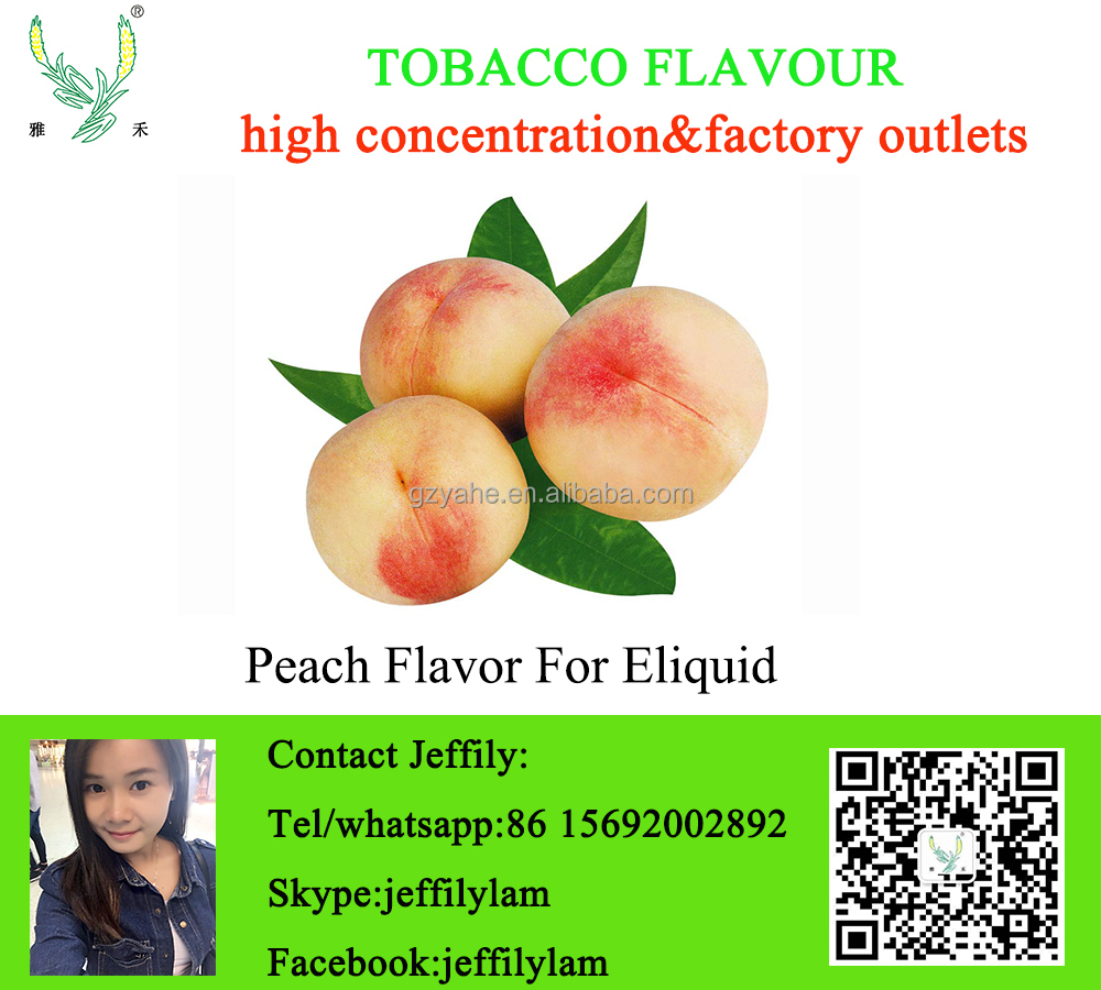 Good smell peach flavour used for tobacco,high concentration shisha flavour