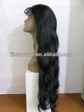 Factory sale long hair wig , india hair wig price lowest