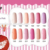 Feifan OEM Brand Nail UV Gel Nail Polish With Free Samples 2017 New Products