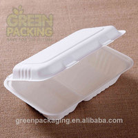 Biodegradable for government microwaveable fast food containers MP7