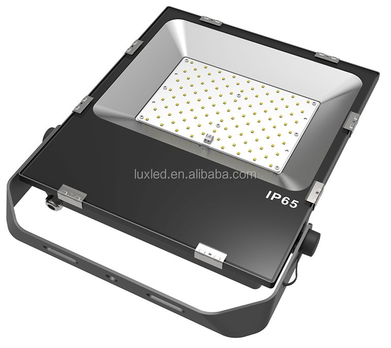 230v 240v slim high power 150w outdoor discount led flood lights