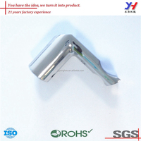 OEM ODM Precision casting part Stainless steel pipe Joints/bathroom fitting polished