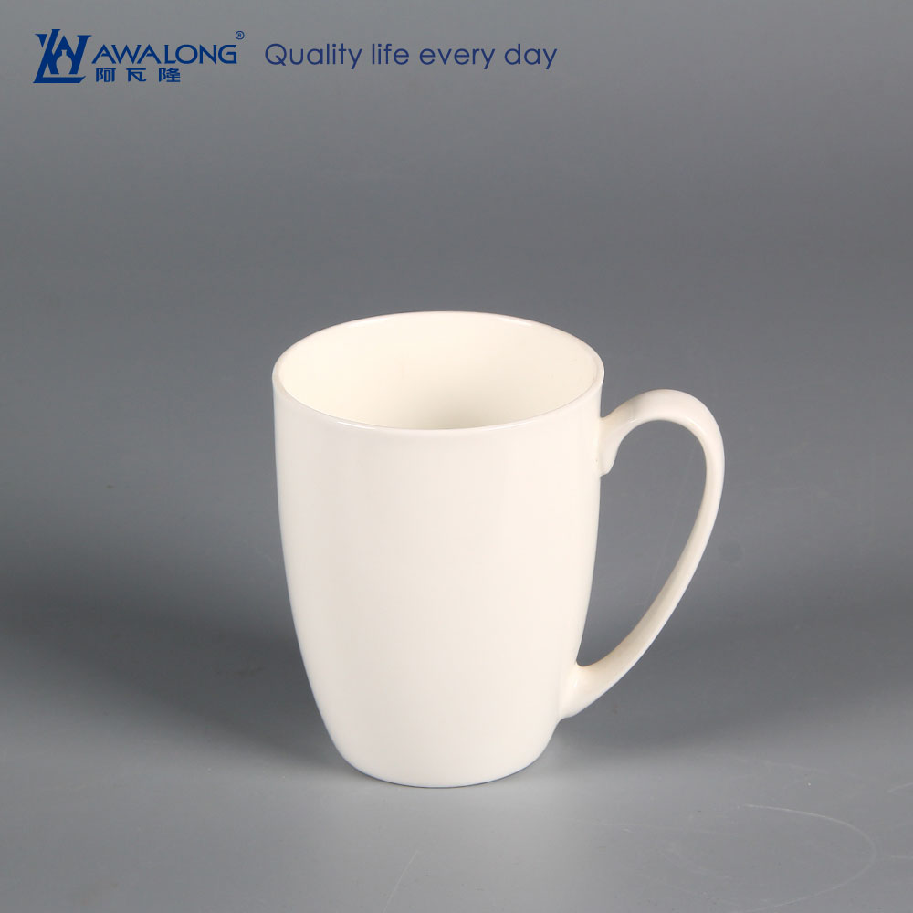 Custom Ceramic Mug With deisgn and logo / Custom Coffee mug with low MOQ / Popular New Shape Custom Mug
