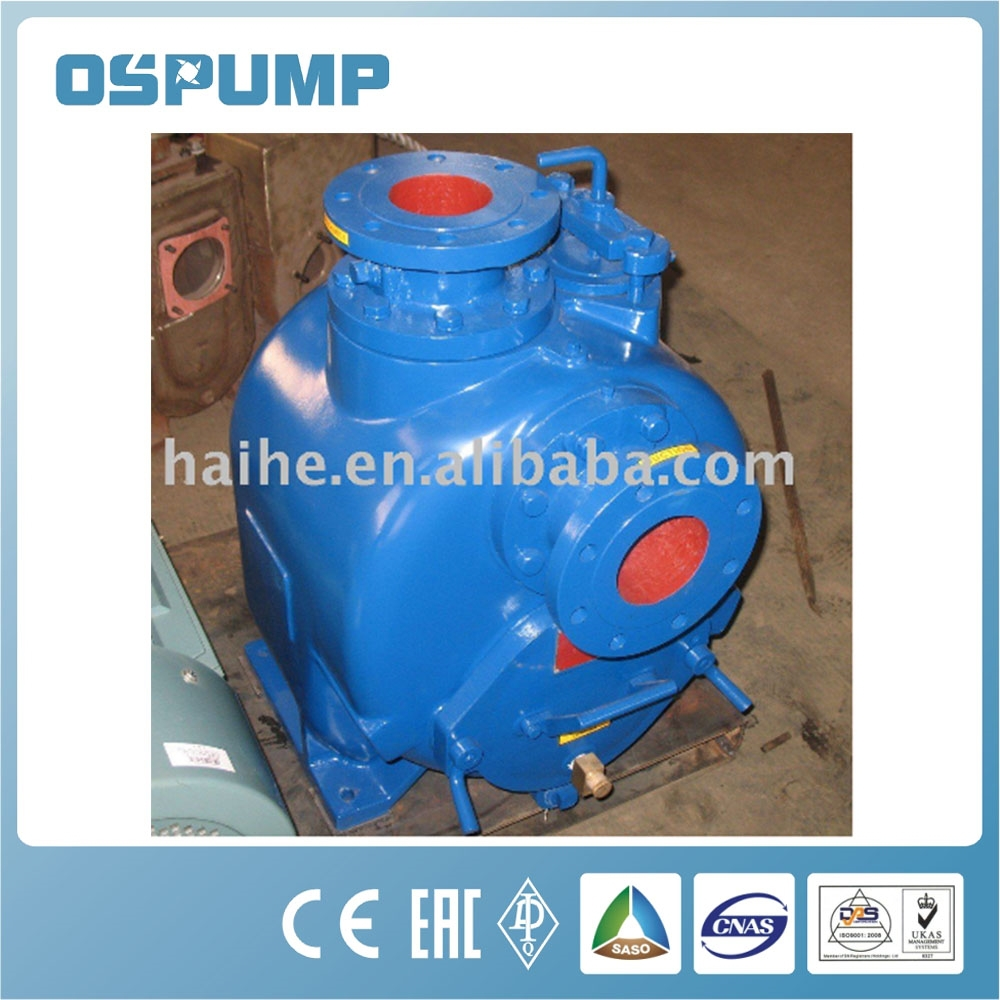 8'' Heavy Duty/Solid Handling/Trash Self-Priming Pumps