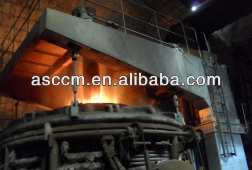 Anshan fenghui steel rolling electric arc furnace, EAF