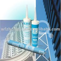 Silicone Sealants in Cartridge