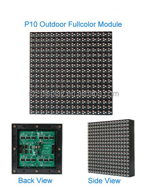 Alibaba shenzhen LCF outdoor ful color high definition p6 P7.62 P8 P10 P12 P16 P20 led module for advertising