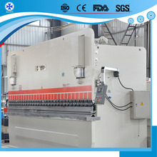 China hydraulic press brake used steel plate bending machine price