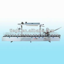 aluminum sticking machine