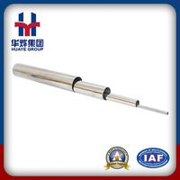 Round Type Hot Sale 201 Hairline Stainless Steel Pipe