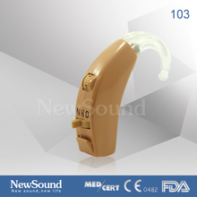 Easy to Use Analog BTE Hearing Aid cheap hearing aids