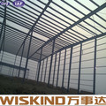 long span prefab frame steel structure materials