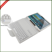 Factory price , cheap tablet leather case with keyboard for Samsung Galaxy tab s t800 case