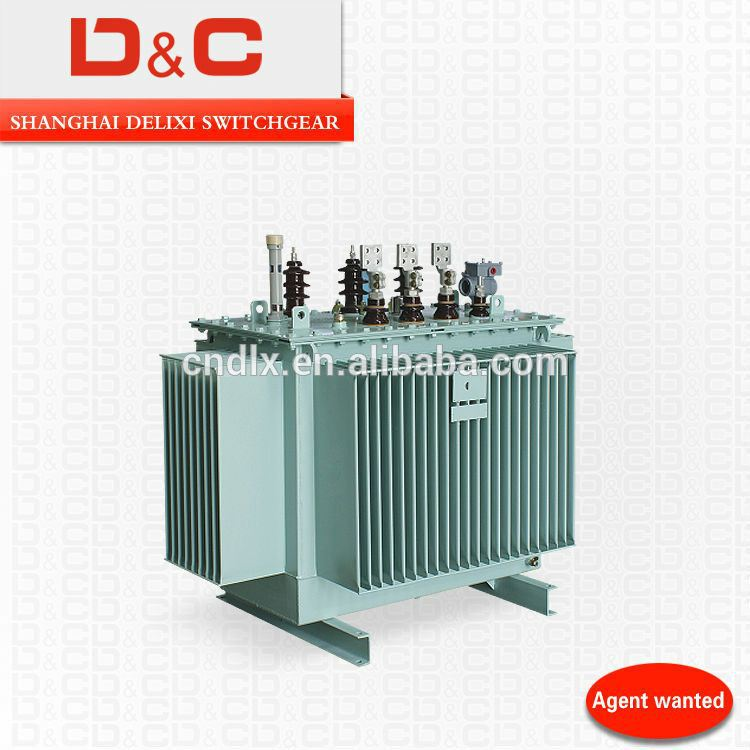 [D&C]shanghai delixi 230kv oil immersed power transformer