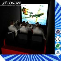 new products different seats Cinema house Minitype Interactive Children's Profit new arrival 5d cinema equipment