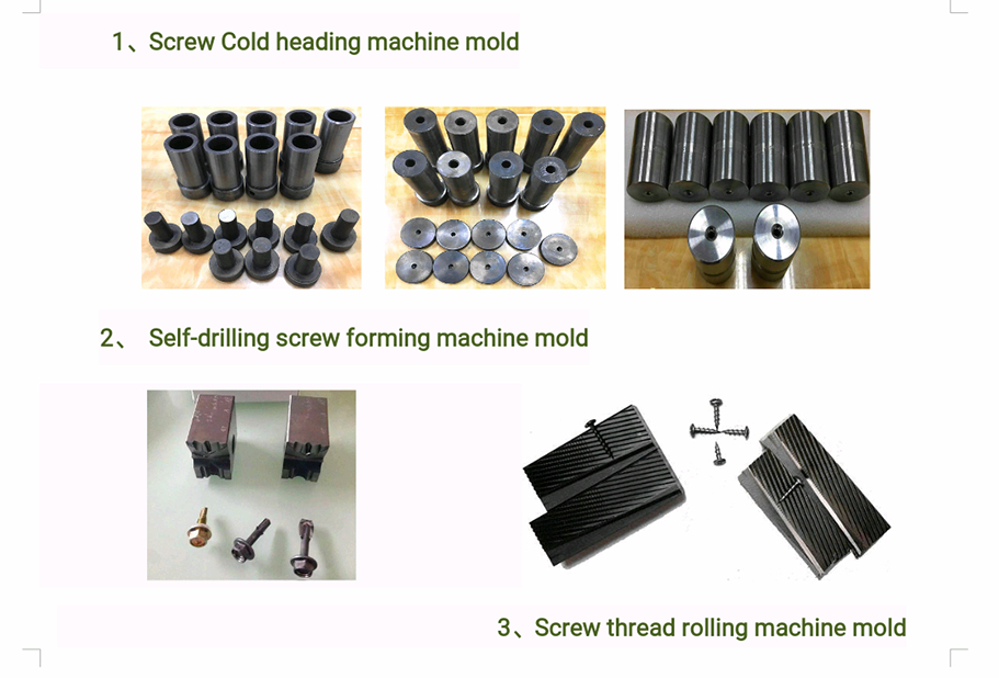 Popular type screw cold heading machine