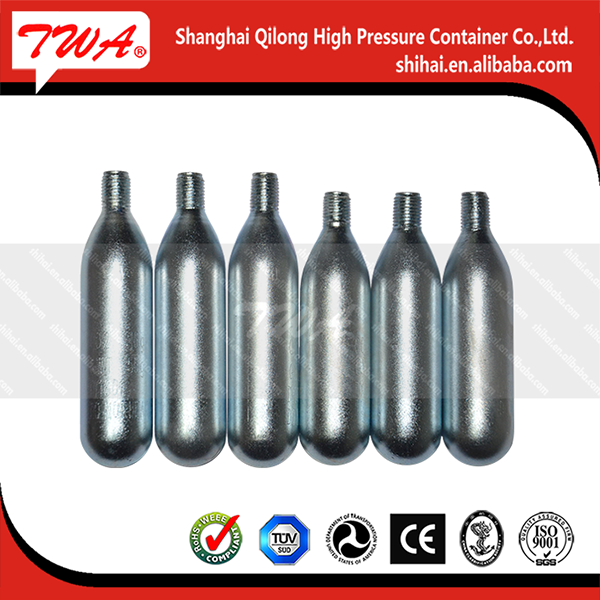 Hot sale CE, DOT, EN, GB, ISO pressure stainless steel cartridge z44 made in China