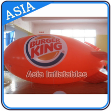 PVC Inflatable Blimp / Airship /Helium Balloon / Advertising inflatables