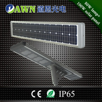 80W new design factory direct sales price integrated all in one solar led street light lamp list of manufactured goods