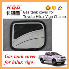 auto parts accessories plastic fuel tank cover gas tank cover toyota hilux body parts gas cap new chrome accessories for hilux 2