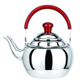 LTK226C New Design Stainless Steel Whistling Kettle