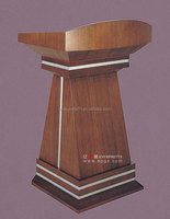 Cheap Rostrum for School & Church Podium Speech Hall
