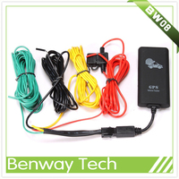 Smart mini real time car tracker Built-in gps gsm antenna vehicle gps tracer tracking system
