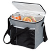 Promotional insulated Pinic cooler bag with front pocket
