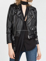 women pakistan leather jacket/ leather jacket in pakistan sialkot/ cheap leather jackets for women