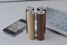 Hottest design power bank polymer, wooden portable power bank for gionee mobile phone