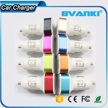 Small And Portable Automatically Recognizes Specially Design Release Surging Energy Dual Car USB Charger