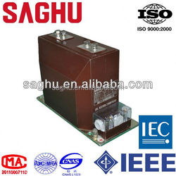 SAGHU LZZBJ9-10 11kV mv current transformer 5a / ct in china
