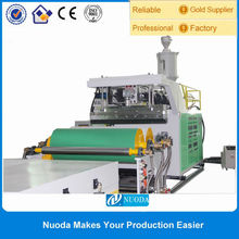 plastic extrusion mould film machine from China