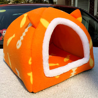 Cheap price eco-friendly wholesale pet bed