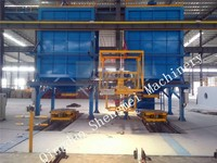 VPC casting molding line with best price