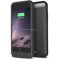 for iphone 6 plus wireless power bank, Newest Power bank 4200mAh Battery Case For iPhone6 plus , Portable Power Case Charger