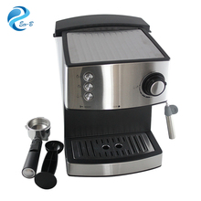 Best Price 15 Bar Italy Pump Stainless Steel 1.6L Home Office Cappuccino Moka Machine Coffee Espresso