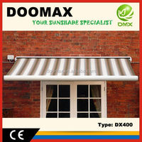 #DX400 High Quality Electric Patio Awning Canopies