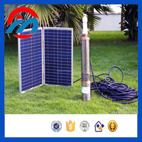 20m3/h solar water pump 2 inch submersible well pump