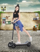 2017 wholesale adult 3 wheel cycleboard electric bicycle for sale