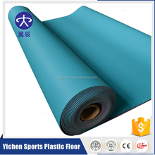 Sports synthetic tennis court flooring