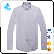 Factory Wholesale Shirts Mens Cotton Oxford Uniform Shirts Cheap