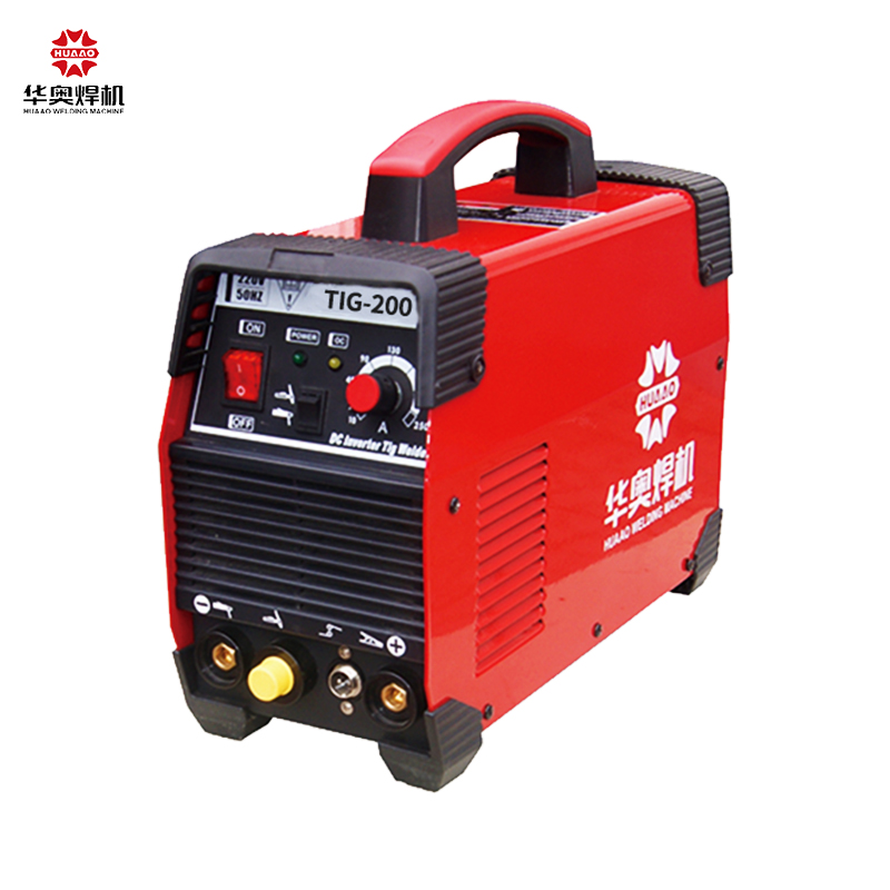 High-frequency Portable DC Inverter TIG welding machine TIG-200